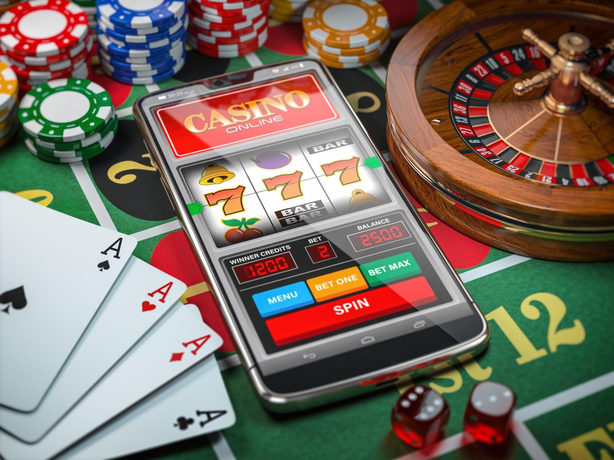 les jeux disponibles sur un casino en ligne